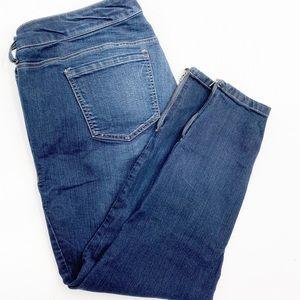 TORRID   Jeans Zipper Hem Size 18